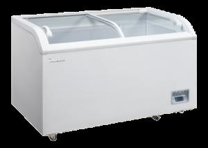 BLUE AIR BCF-80 Commercial Chest Freezer