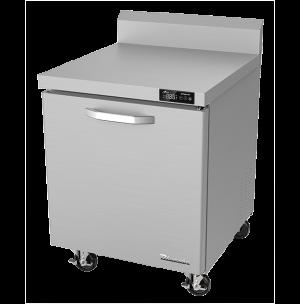 BLUE AIR BLUF28-WT-HC 1 Door 28″ Undercounter Worktop Freezer