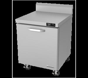 BLUE AIR BLUR28-WT-HC 1 Door 28″ Undercounter Worktop Refrigerator