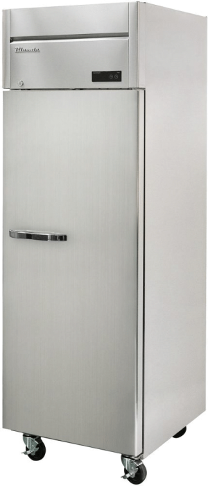 Blue Air BSR23T-HC Hinged Stainless Steel Single Door Cooler
