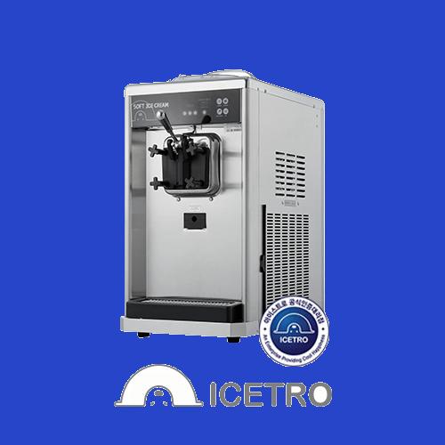 ICETRO ISI-300T Soft Serve Ice Cream Machine