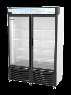 PRO-KOLD DURF 32W Vertical Display Freezer