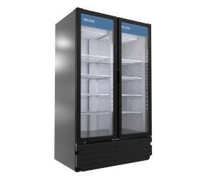 Pro-Kold VC43 Two Door Merchandiser