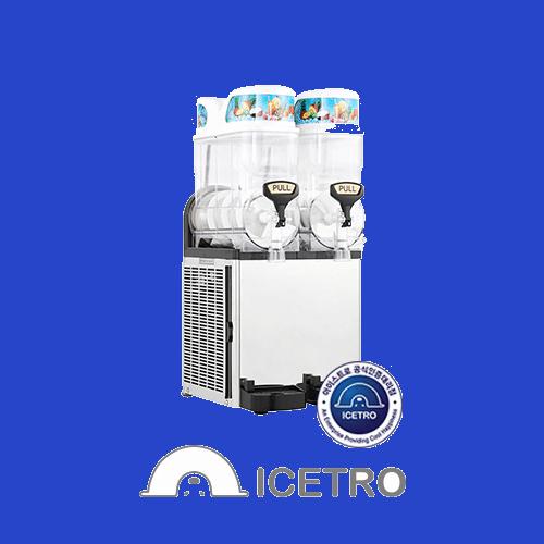 ICETRO SSM-280 Slush Machine Commerical