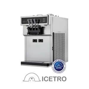 ICETRO ISI-163TT Soft Serve Ice Cream Machine