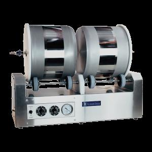 LUMAR IDÉAL LU-2X25S Double Vacuum Meat Tumbler