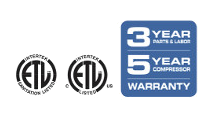 ETL Warranty