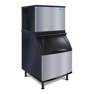 Ice Machine, KDT-0500A, Koolaire, Manitowoc, Full Ice Cube
