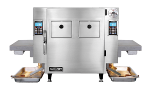 AUTOFRY® MTI-40C Countertop Double Basket Fryer
