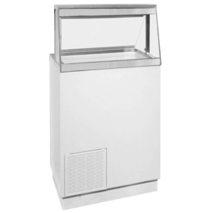 GLOBAL REFRIGERATION KDC27V VisiDipper Ice Cream Dipping Cabinet