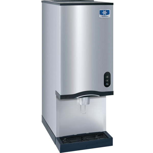 MANITOWOC Ice CNF0201A 315 lb Countertop Nugget Ice & Water Dispenser