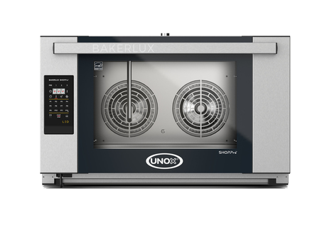 UNOX Bakerlux - XAFT-04FS-ELDV Full Size Countertop Digital Electric Convection Oven With Humidity