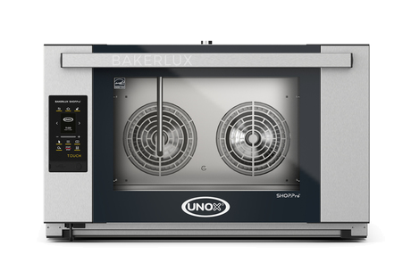 UNOX Bakerlux - XAFT-04FS-ELDV - Electric Bakery Convection Oven