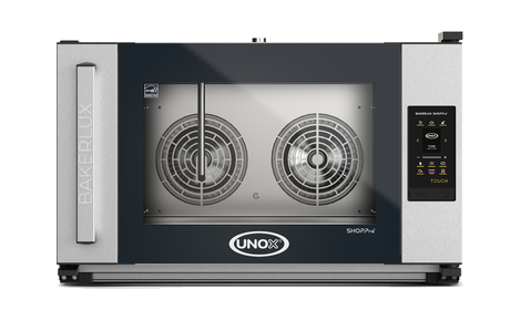 UNOX Bakerlux - XAFT-04FS-ETLV Digital Electric Convection Oven With Humidity