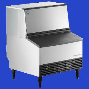 "HOSHIZAKI KM-301BWJ 30"" Undercounter Crescent Cube Ice Machine"