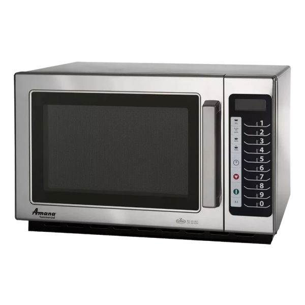 AMANA RCS10TS 1000w Commercial Microwave