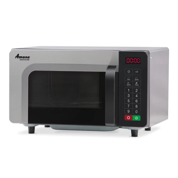 Amana RMS10TSA 1000w Commercial Microwave