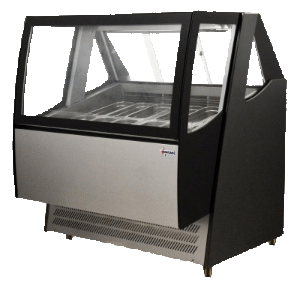 OMCAN FR-CN-1200-D, Gelato Display Case with 600 L capacity