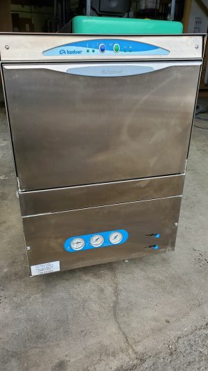 High Temperature Dishwasher