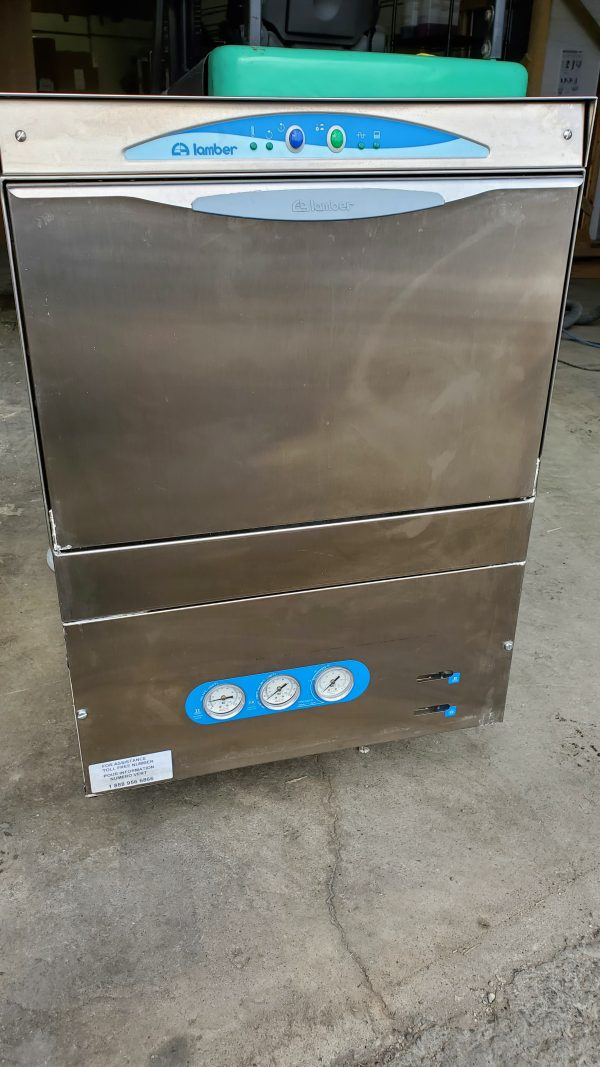High Temperature Dishwasher